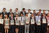 TGDĐ lọt top 50 công ty niêm yết hàng đầu châu Á
