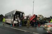Vụ xe cứu hỏa: Tài xế xe khách 'bất khả kháng'