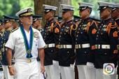 Tư lệnh hải quân Mỹ -Trung họp trực tuyến về biển Đông