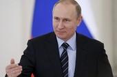 Những màn trổ tài ngoại ngữ của Tổng thống Putin