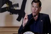Ông Duterte nói 'lời chia tay Mỹ' khi ở Trung Quốc