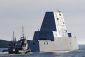 Tàu khu trục 4,4 tỉ USD của Mỹ 'chết đứng' giữa Panama
