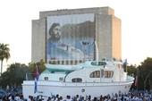 Cuba diễu hành quy mô lớn sau 1 tháng trì hoãn