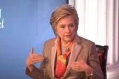 Bà Clinton kêu gọi đàm phán cẩn trọng với Triều Tiên