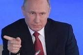Tổng thống Putin quyết đáp trả đích đáng NATO