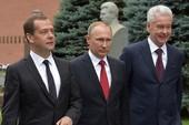 Hé lộ ứng cử viên sáng cửa kế nhiệm ông Putin