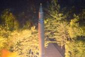 Triều Tiên nói sắp cân bằng năng lực hạt nhân với Mỹ