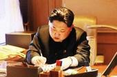 Ông Kim Jong-un chúc mừng Chủ tịch Tập Cận Bình