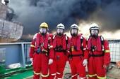 Trung Quốc điều thợ lặn ngăn thảm họa tràn dầu