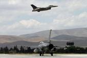 Máy bay Thổ Nhĩ Kỳ ném bom 8 mục tiêu ở Iraq