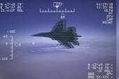 Mỹ công bố video tiêm kích Nga chặn EP-3 ở Biển Đen