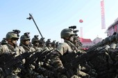Triều Tiên sẽ đáp trả nếu Mỹ-Hàn tập trận chung