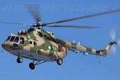 Trực thăng Mi-8MTPR-1 Nga lần đầu xuất hiện ở Syria