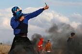 Người Palestine dùng ná cao su bắn hạ UAV Israel