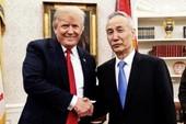 Trung Quốc nhượng bộ Mỹ để tránh chiến tranh thương mại