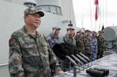 Mỹ gạt Trung Quốc khỏi tập trận chung vì quân sự hóa biển Đông