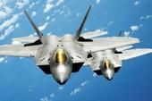 Mỹ điều 14 tiêm kích F-22 tới Nhật phòng đàm phán thất bại