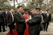 Ông Kim Jong-un thăm Trung Quốc lần 3 trong hôm nay