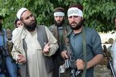 Taliban phục kích sát hại 30 binh sĩ Afghanistan
