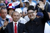 Cứ ngỡ ông Putin, ông Kim Jong-un xuất hiện tại World Cup...