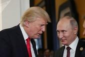 Ông Trump cảnh báo ông Putin không can thiệp bầu cử giữa kỳ