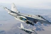 Anh ném quả bom 226 kg xuống Syria, 8 người thương vong