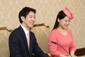 Công chúa Nhật lần đầu giới thiệu hôn phu thường dân