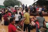3.000 người cần giải cứu sau vụ vỡ đập ở Lào