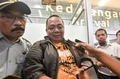 Rơi máy bay Indonesia: 1 quan chức thoát chết nhờ tắc đường