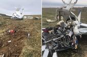 Mỹ: Rơi máy bay vì phi công bất ngờ lên cơn đau tim