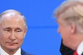 Ông Trump và Putin có cuộc trò chuyện ngắn tại G20