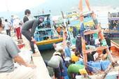 Miễn, giảm lãi suất cho vay với ngư dân miền Trung