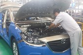 Sản xuất ô tô là ngành kinh doanh có điều kiện