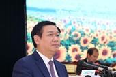 Phó Thủ tướng nói về tin đồn làm mất 2 tỉ USD cổ phiếu