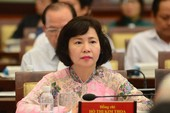 Bộ Công Thương đang xem xét cho bà Kim Thoa nghỉ việc
