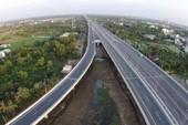Bộ Tài chính: Dự án cao tốc Bắc-Nam chưa khả thi
