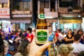 Nỗi lo 'người đẹp' bia Sài Gòn có nhiều đại gia dạm ngõ