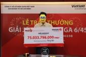 Chủ nhân Jackpot ở Đồng Nai ủng hộ U-23 Việt Nam