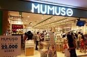 Tổng kiểm tra các cửa hàng tương tự Mumuso