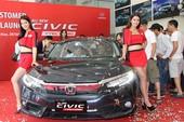 Honda Cộng Hòa tri ân khách hàng và ra mắt Civic 2017