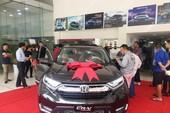 Ngắm, chạm và đặt cọc mua CR-V 7 chỗ ở Honda Cộng Hòa