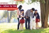 Generali Việt Nam ra mắt VITA – Sống tự tin  