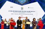 Prudential nhận nhiều giải thưởng quốc tế và trong nước