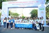 Hòa Bình đồng hành đi bộ từ thiện Lawrence S.Ting