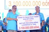 15.000 người đi bộ ủng hộ Quỹ Lawrence S.Ting