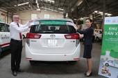 Toyota: tuyên truyền ATGT trên kênh VOV dịp Tết