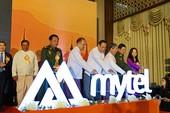 Viettel ở Myanmar thực hiện tốt cuộc gọi đầu tiên