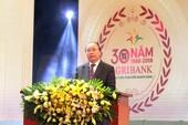 Agribank kỷ niệm 30 năm thành lập