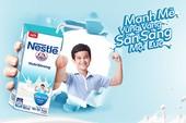 Nestlé ra mắt sữa nước bổ sung 25% canxi cho trẻ