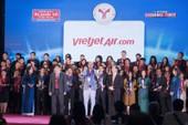 Vietjet: Top 10 doanh nghiệp phát triển uy tín nhất Việt Nam